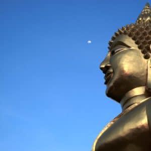 Die Kayas eines Buddhas